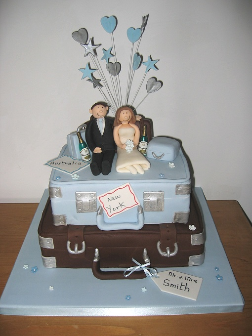 Cake Decorating Quorn : Wedding Cakes and Anniversary Cakes Hannah s Chocolates ...