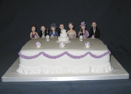 Cake Decorating Quorn : Wedding Cakes and Anniversary Cakes Hannah s Chocolates and Sugarcraft, Quorn Village ...